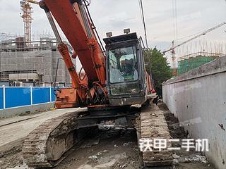 上海-上海市二手日立ZX470H-3挖掘机实拍照片