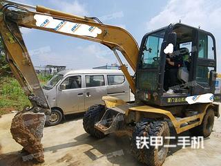 遠山機械YS775-8挖掘機實拍圖片