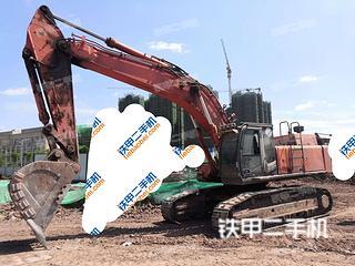 四川-宜宾市二手日立ZX470LCH-3挖掘机实拍照片