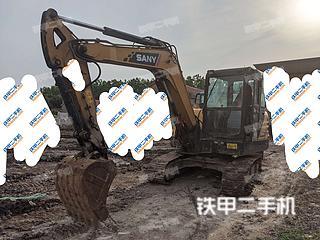 江苏-连云港市二手三一重工SY55C挖掘机实拍照片
