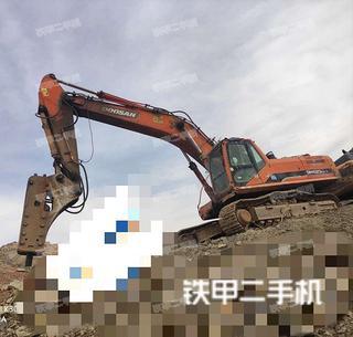 許昌斗山DH370LC-9挖掘機實拍圖片