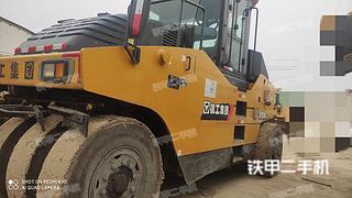 河南-郑州市二手徐工XP303K压路机实拍照片