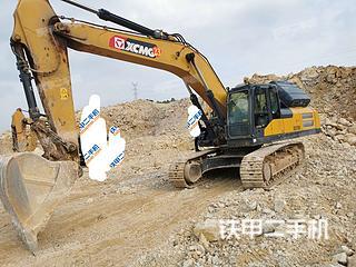 貴陽徐工XE370D挖掘機實拍圖片