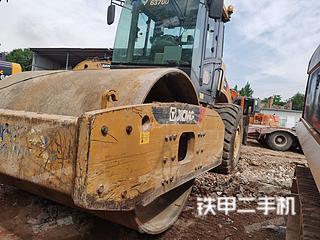 四川-绵阳市二手徐工XS263J压路机实拍照片