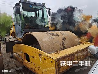 湖南-长沙市二手徐工XS222J压路机实拍照片