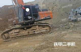 昆明斗山DX500LC-9C挖掘機實拍圖片