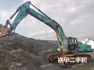梧州神鋼SK450LC挖掘機實拍圖片