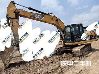 安徽-宿州市二手卡特彼勒320DGC液压挖掘机实拍照片