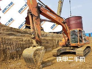 山东-济宁市二手斗山DH258LC-7挖掘机实拍照片