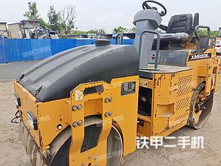 安徽-合肥市二手徐工XMR30E压路机实拍照片