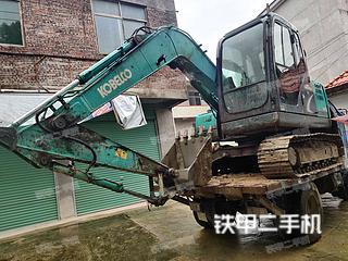 二手神钢 SK75-8 挖掘机转让出售