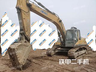 山西-太原市二手徐工XE265C挖掘机实拍照片