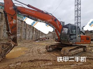 梧州日立ZX200-HHE挖掘機實拍圖片