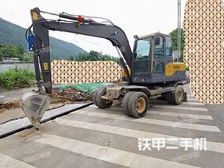 二手临工金利 LG680BM 挖掘机转让出售