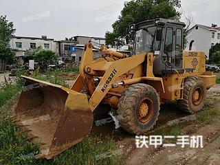 安庆厦工XG932II装载机实拍图片