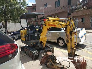 合創機械HC20挖掘機實拍圖片