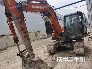 湖北-潜江市二手斗山DH80-7挖掘机实拍照片