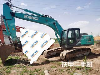 山西-太原市二手神钢SK260LC-10挖掘机实拍照片