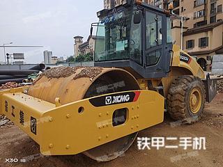 湖南-长沙市二手徐工XS203J压路机实拍照片
