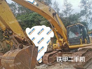 深圳小松PC360-7挖掘機實拍圖片