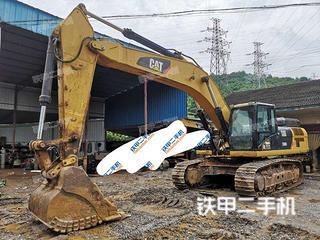 湖南-怀化市二手卡特彼勒336D2液压挖掘机实拍照片