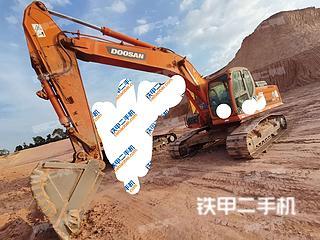 云南-西双版纳傣族自治州二手斗山DX260LC挖掘机实拍照片