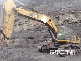宁夏-石嘴山市二手卡特彼勒340D2L挖掘机实拍照片