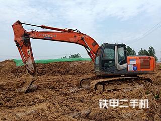 安徽-巢湖市二手日立ZX210H-3挖掘机实拍照片