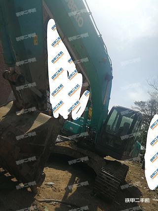 北京-北京市二手神钢SK260LC-8挖掘机实拍照片