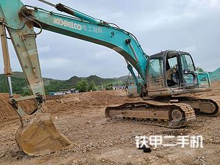 甘肃-庆阳市二手神钢SK260LC-8挖掘机实拍照片
