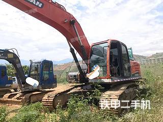 云南-红河哈尼族彝族自治州二手斗山DX260LC-9C挖掘机实拍照片