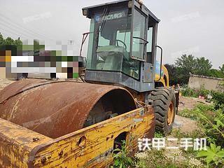 安徽-蚌埠市二手徐工XSM220压路机实拍照片