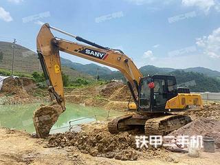 浙江-金华市二手三一重工SY205C挖掘机实拍照片