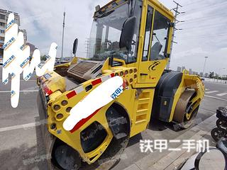 江苏-徐州市二手宝马格BW203AD-4压路机实拍照片