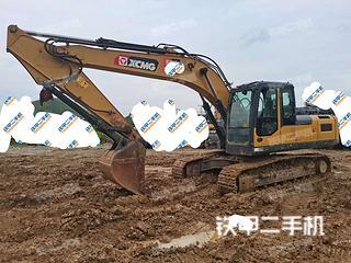 贵州-贵阳市二手徐工XE200DA挖掘机实拍照片
