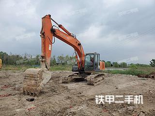 江苏-连云港市二手日立ZX210H-3挖掘机实拍照片