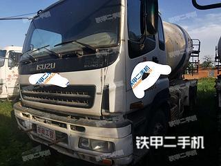 中联重科ZLJ5315GJBH搅拌运输车实拍图片