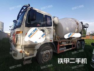 中联重科ZLJ5253GJBH5LNG搅拌运输车实拍图片