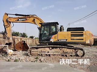 安阳三一重工SY365HS挖掘机实拍图片