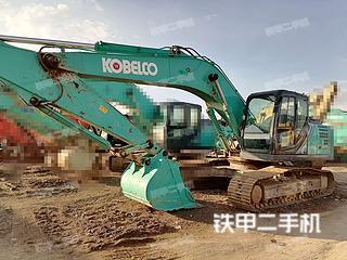 云南-昆明市二手神钢SK260LC-10挖掘机实拍照片