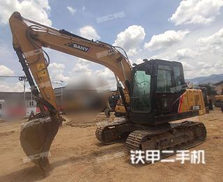 德宏三一重工SY125C挖掘機實拍圖片