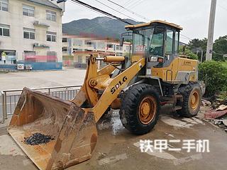 安庆山东临工LG933L装载机实拍图片