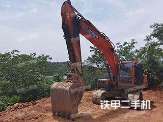 河南-南阳市二手斗山DX215-9C挖掘机实拍照片