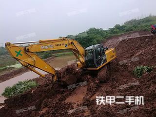 湖南-衡阳市二手加藤HD820R挖掘机实拍照片