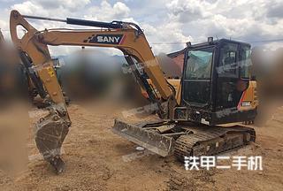德宏三一重工SY55C挖掘機實拍圖片
