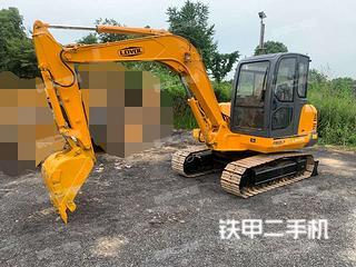 江苏-镇江市二手雷沃重工FR60-7挖掘机实拍照片