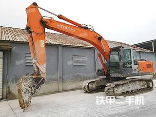 安徽-巢湖市二手日立ZX200-3G挖掘机实拍照片