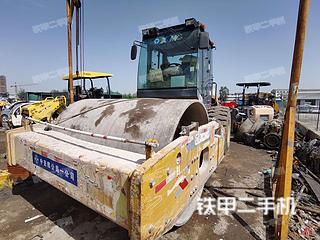 江苏-徐州市二手徐工XS263J压路机实拍照片