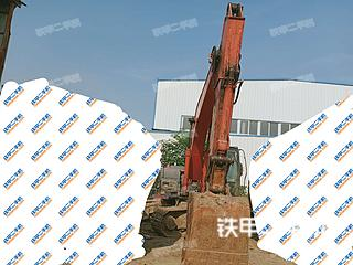 安徽-合肥市二手日立ZX200-3G挖掘机实拍照片
