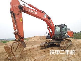 日立ZX300-5A挖掘機實拍圖片